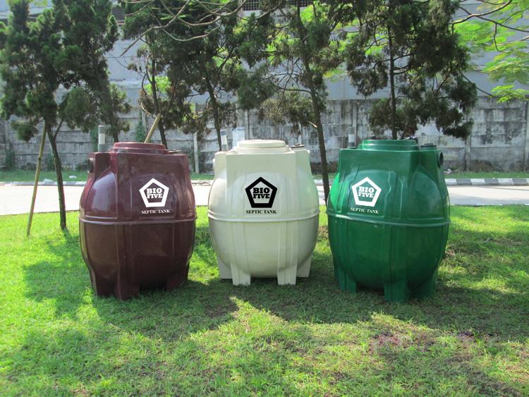 septic tank biofive deluxe bg series