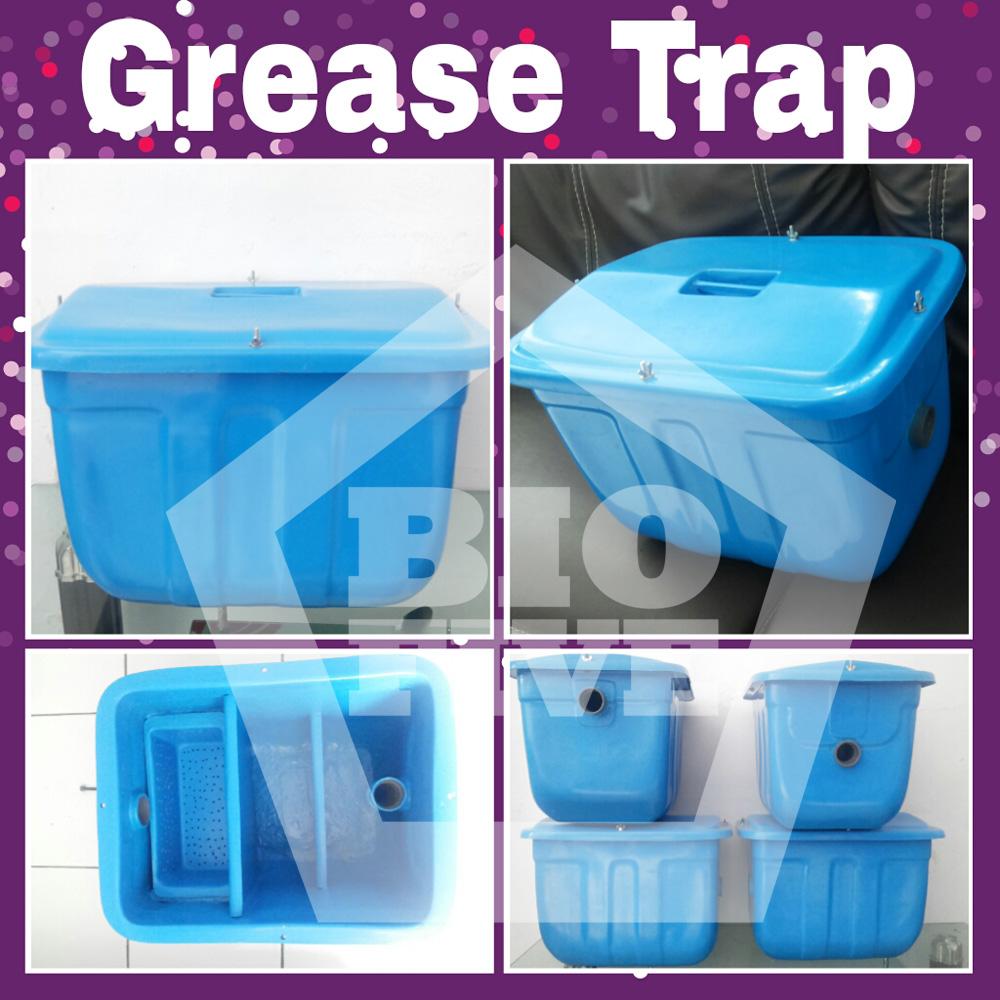 Grease Trap, Perangkap Lemak Dapur