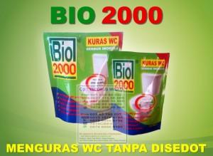 Bakteri Pengurai Septic Tank, Kuras Wc tanpa Sedot WC